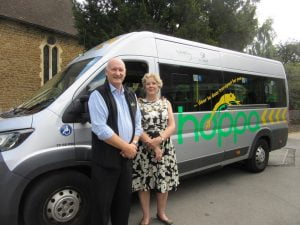 hoppa bus hospital cash boost