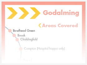 Download our Godalming leaflet