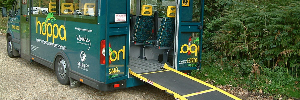 Door-to-door transport for you